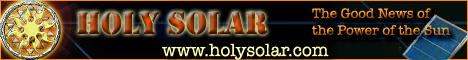 Holy Solar Main Banner