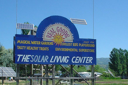 Solar Living Center